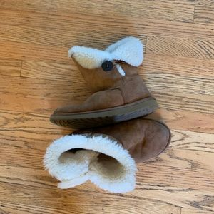 UGG Australia Shoes - UGG boots with button size 9 (40)